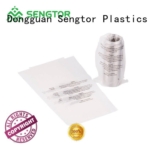 Sengtor industry-leading biodegradable recycling bags supplier for shopping