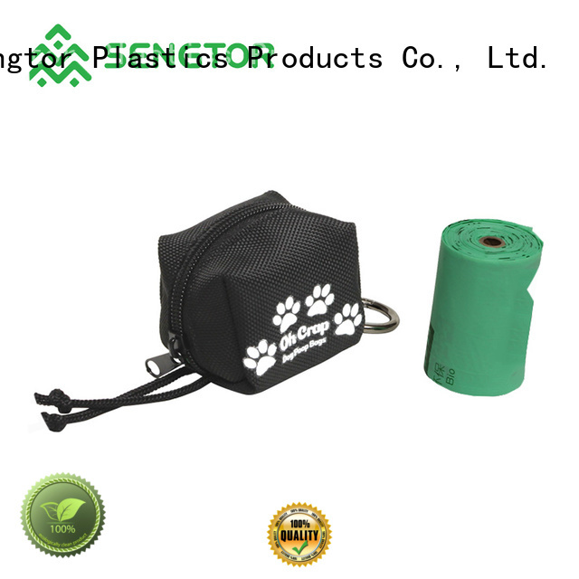 Sengtor A Grade biodegradable poop bags free design for worldwide customers