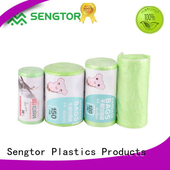 Sengtor fine-quality wholesale garbage bags wholesale for worldwide customers