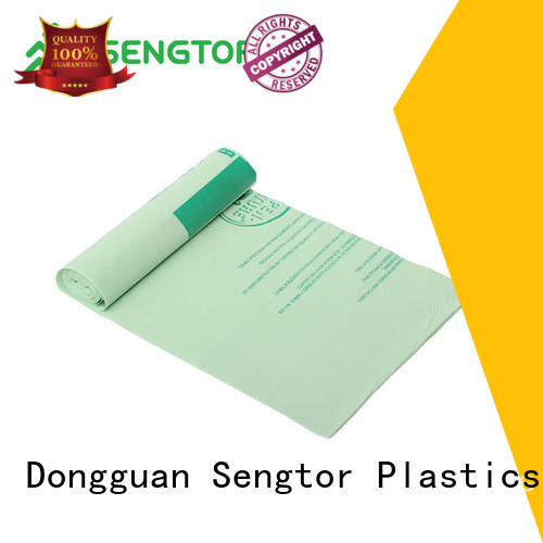 Sengtor high-quality biodegradable bags manufacturers supplier for shopping