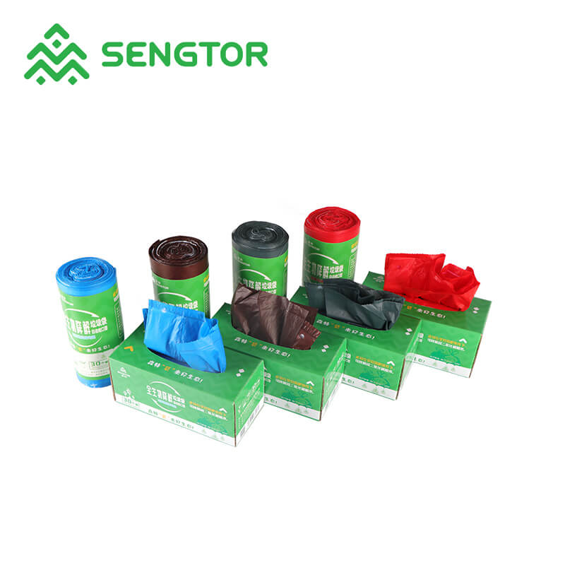 Sengtor compostable tall kitchen trash bags experts for worldwide customers-2