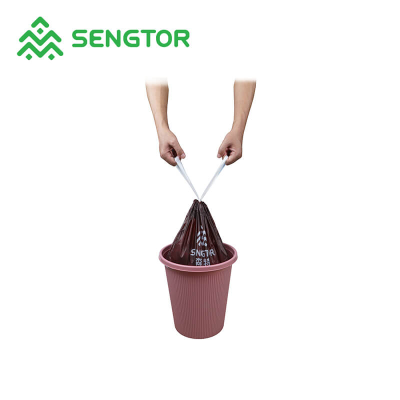 Sengtor liner biodegradable waste bags supplier for worldwide customers-1