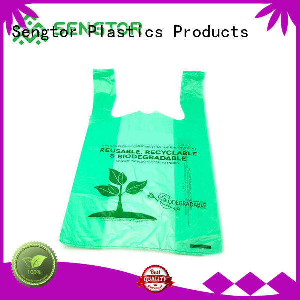 high-quality food waste bags green manufacturer for cleaning