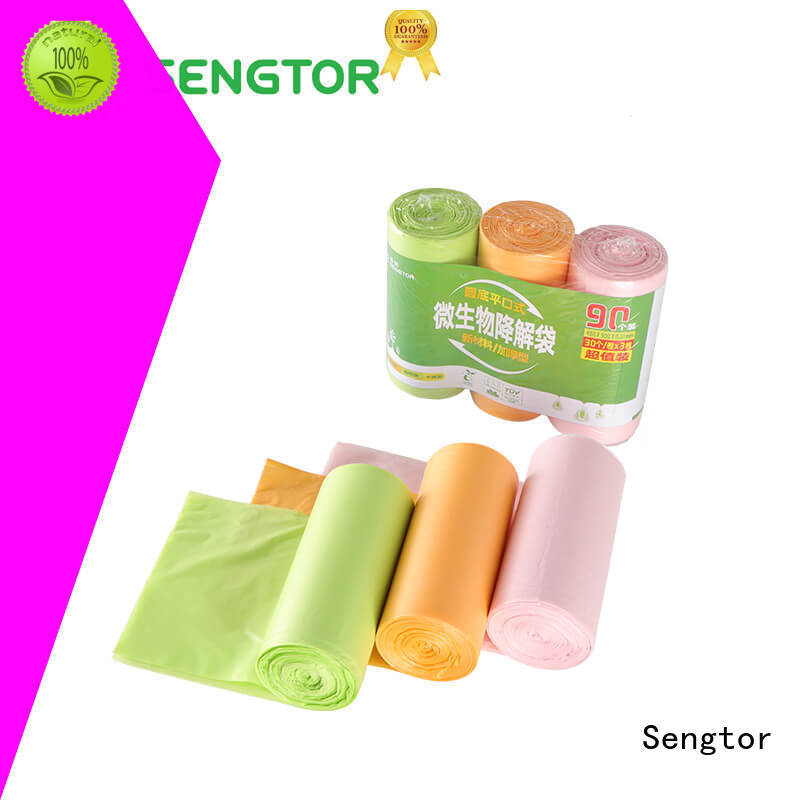 Sengtor safety small drawstring trash bags experts for cleaning