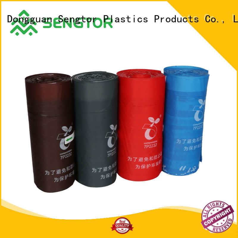 Sengtor top small drawstring trash bags wholesale for worldwide customers
