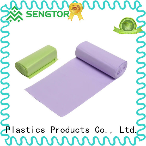 Sengtor red biodegradable bags manufacturers equipment for cleaning