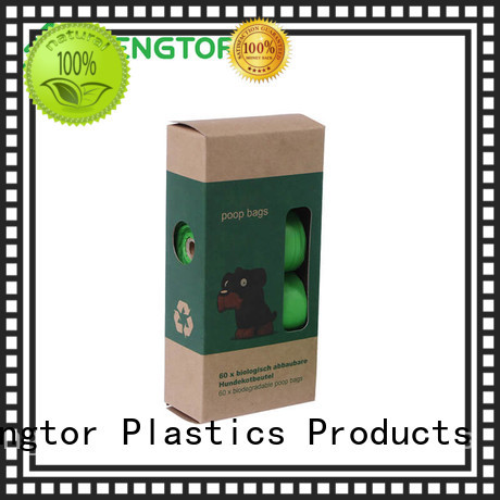 Sengtor compostable biodegradable bags manufacturers supplier for worldwide customers