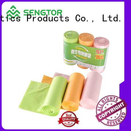 Sengtor earth biodegradable bags manufacturers long-term-use for shopping