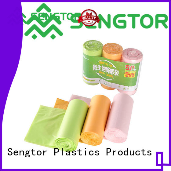 durable disposable dog bags flat factory for cleaning