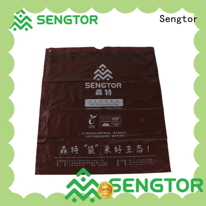 Sengtor gradely biodegradable bags manufacturers long-term-use for shopping
