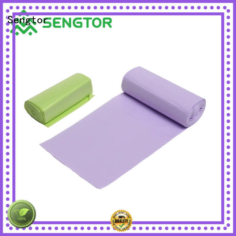 Sengtor doggy biodegradable bags manufacturers owner for shopping