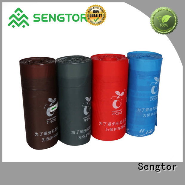 Sengtor durable biodegradable garbage bag manufacturers experts for cleaning