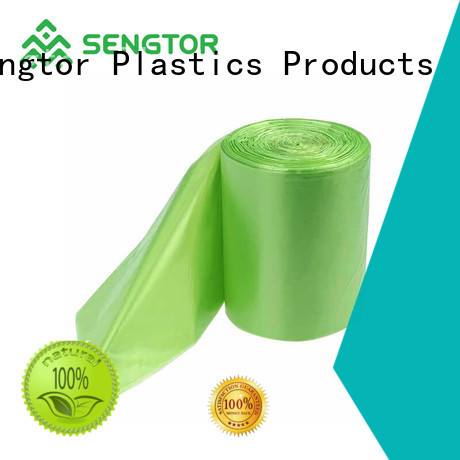 Sengtor rated biodegradable bags manufacturers long-term-use for shopping