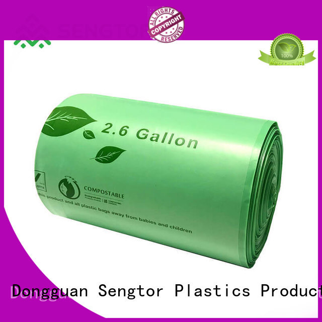 newly tall kitchen trash bags drawstring factory for worldwide customers