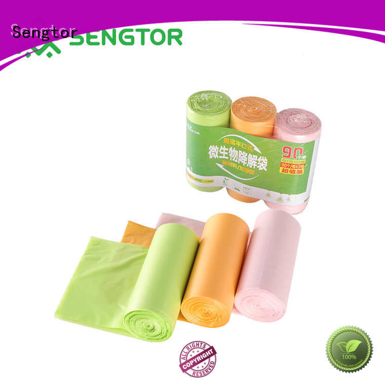 Sengtor poop biodegradable bags manufacturers long-term-use for cleaning