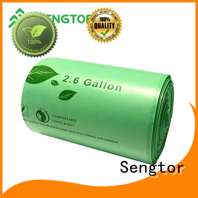 Sengtor trash vacuum bags manufacturer for worldwide customers