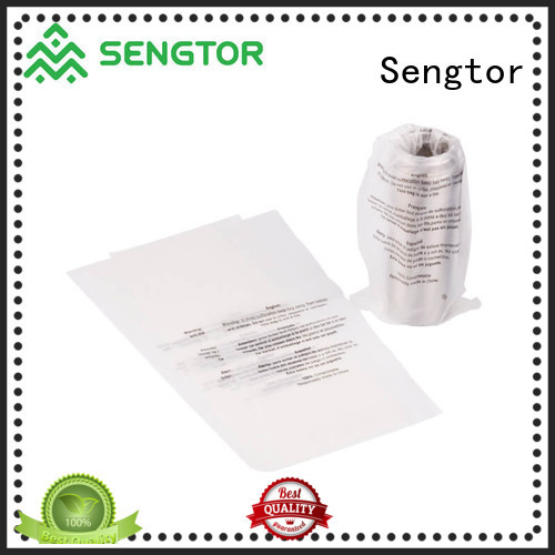 Sengtor industry-leading biodegradable recycling bags equipment for worldwide customers