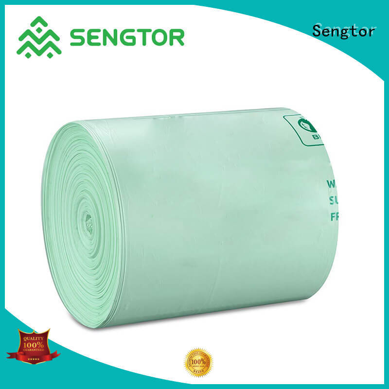 Sengtor first-rate biodegradable kitchen trash bags manufacturer for worldwide customers