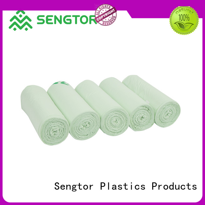 Sengtor first-rate paper trash bags factory for shopping