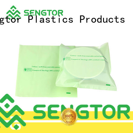 Sengtor waste biodegradable bags manufacturers experts for worldwide customers