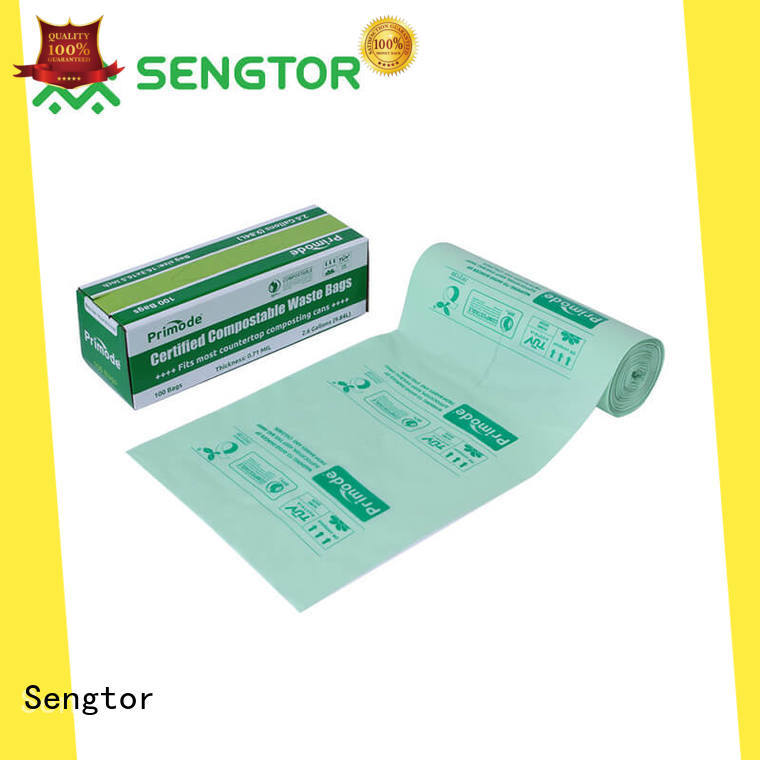Sengtor advanced bio compostable bags experts for shopping