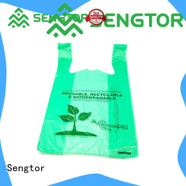 newly biodegradable shopping bags ketchen China for shopping