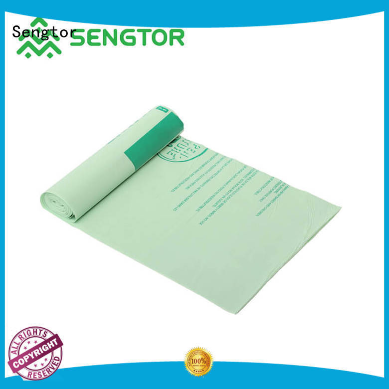Sengtor superior biodegradable bags manufacturers owner for shopping