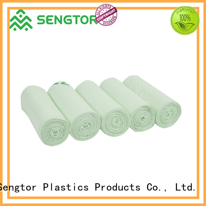 Sengtor liner biodegradable bags manufacturers long-term-use for worldwide customers