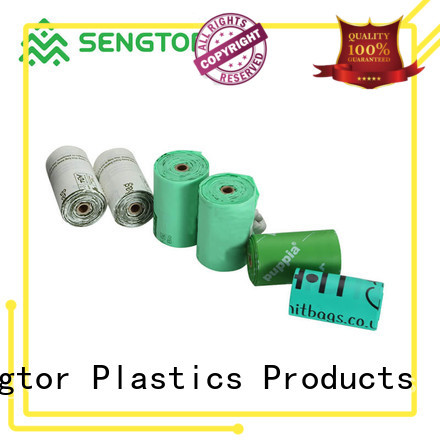 Sengtor earth dog poop bags wholesale for worldwide customers