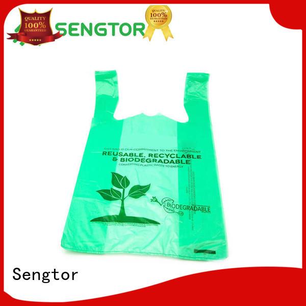 useful plastic bag trash owner for shopping