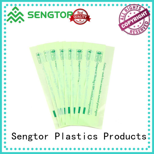 Sengtor reliable biodegradable compost bags equipment for shopping