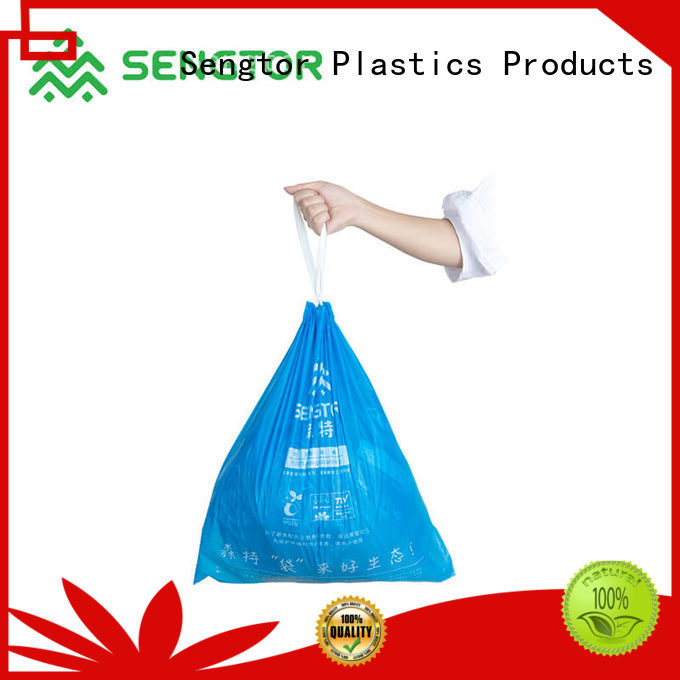 durable biodegradable food waste bags green factory for worldwide customers