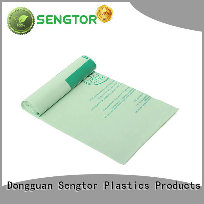 Sengtor durable biodegradable bags manufacturers widely-use for cleaning