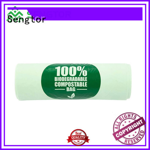 Sengtor compostable disposable dog bags factory price for worldwide customers