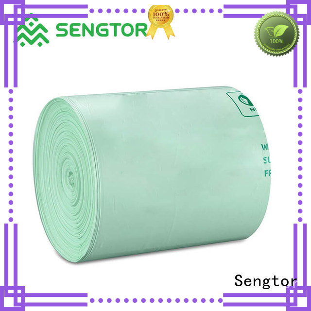 Sengtor – blue recycle trash bags bulk production for shopping