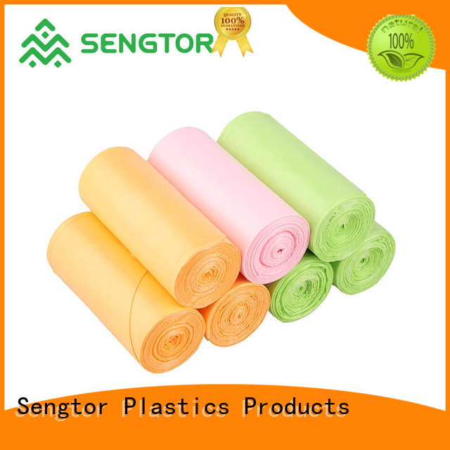 high-quality biodegradable bags manufacturers garbage equipment for shopping