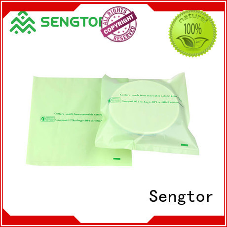 Sengtor bags green biodegradable bags owner for shopping