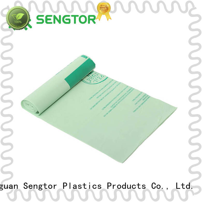 high-quality biodegradable bags manufacturers trash long-term-use for worldwide customers