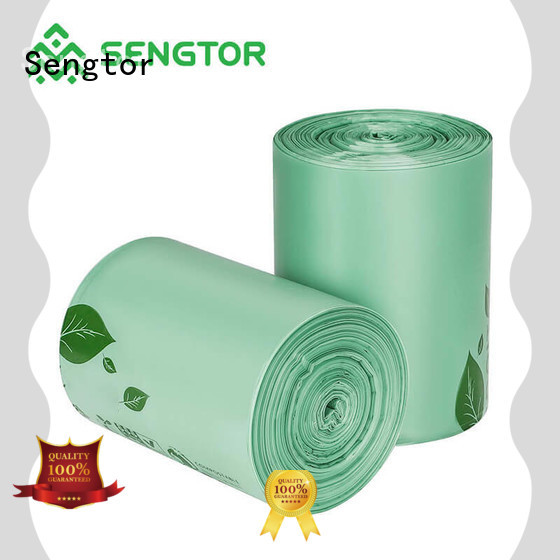 Sengtor red biodegradable bags manufacturers supplier for shopping