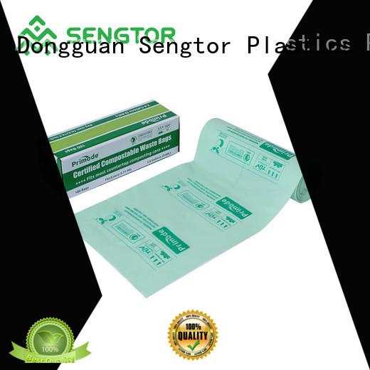 Sengtor – drawstring trash bag factory price for cleaning