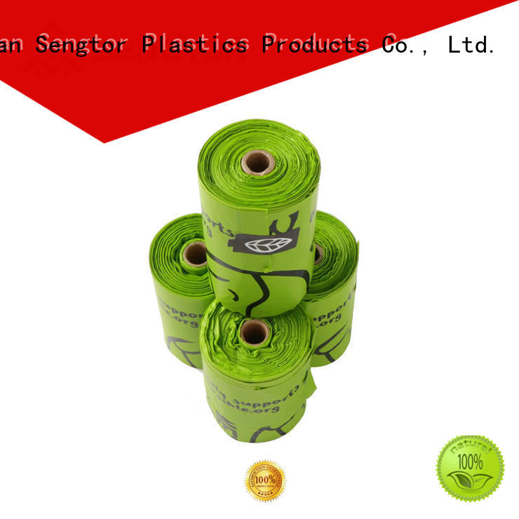 Sengtor top biodegradable bags manufacturers experts for worldwide customers