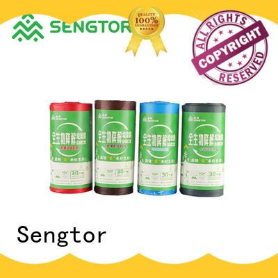 Sengtor pet biodegradable garbage bags manufacturer for cleaning