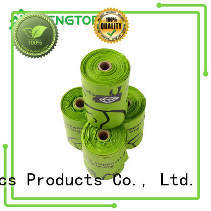 Sengtor bag compostable dog poop bags wholesale for worldwide customers