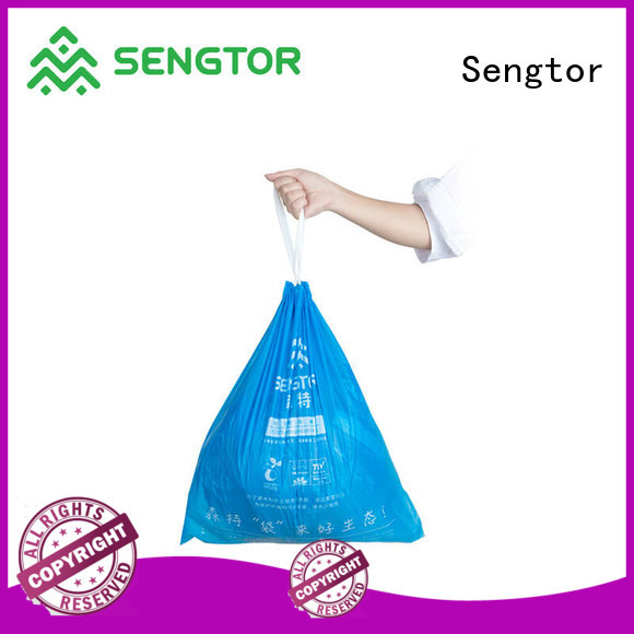 Sengtor cat biodegradable bags manufacturers experts for cleaning
