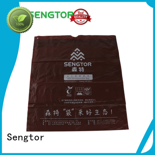 A Grade bio compostable bags dog bulk production for cleaning