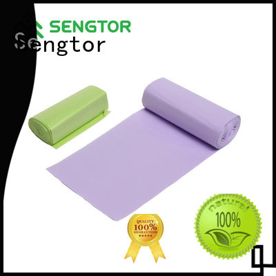 Sengtor superior biodegradable bags manufacturers China for cleaning