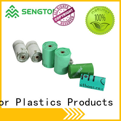 Sengtor fine-quality biodegradable bags manufacturers widely-use for shopping