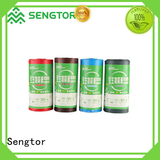 Sengtor high-quality biodegradable bags manufacturers China for cleaning