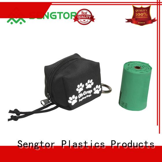 Sengtor bag pet waste bag factory price for shopping