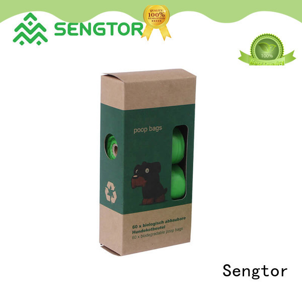 Sengtor gradely biodegradable bags manufacturers owner for cleaning